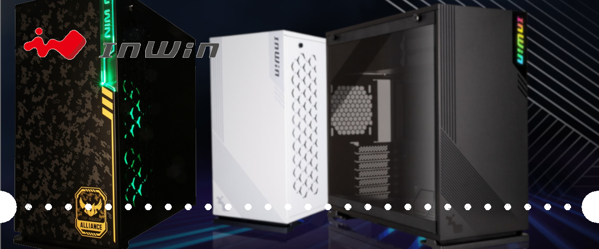 IN WIN PCケース/電源キャンペーン