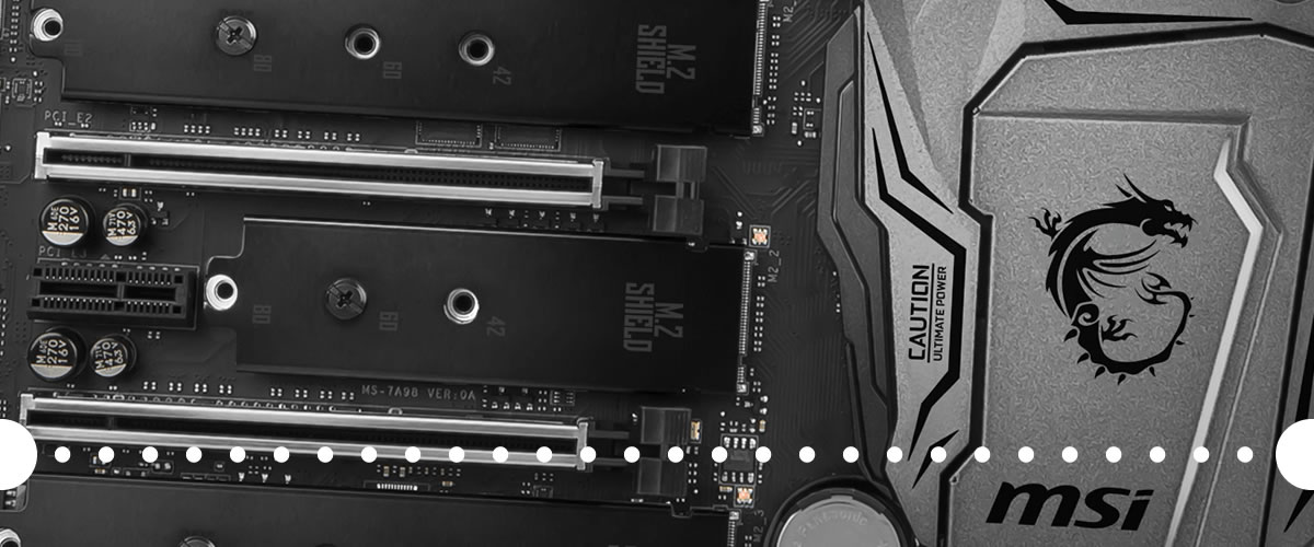 MSI Z390/X570 マザーボード サマーキャンペーン